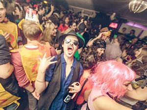 the loft, faschingsparty, verkleidung, kostüm