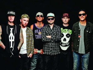 hollywood undead, support, act