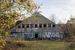 Kinderklinik Weißensee, Lost Place, Berlin
