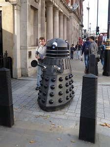 dalek, england, doctor who