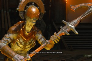 Höllenpriester, Antagonist, Doom Eternal, Review