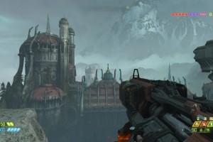 Doom Eternal, Review, Tempel, Kuppeln, Festung, Waffe