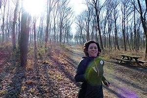 Laufen, Wald, Freizeitmöglichkeiten