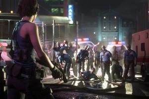 Zombies, Resident Evil 3, Remake, Capcom