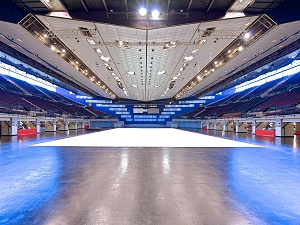 stadthalle, location, venue, leer
