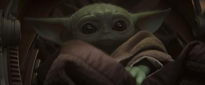 the mandalorian, baby yoda, the child, disney+, star wars