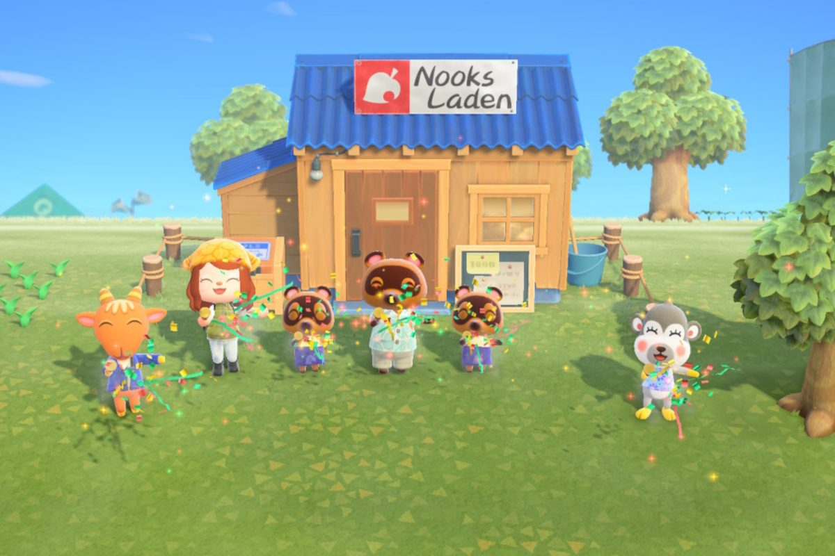 Animal Crossing: New Horizons – Review: Ein Spiel wie Urlaub