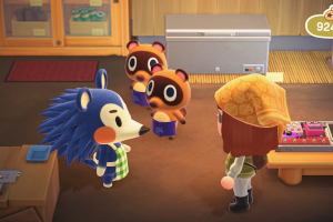 animal crossing: new horizons, tina, schneiderin, able sisters, test,