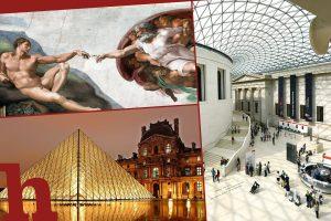 10 geniale Museen in Europa, die du virtuell besuchen kannst