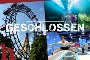 Covid-19 in Wien: Praktisch alle Freizeitbetriebe nun geschlossen