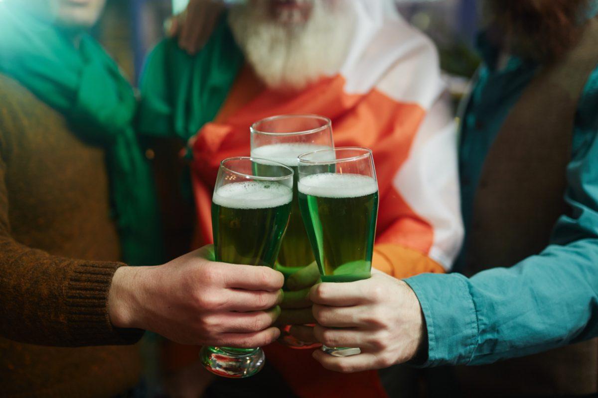 St. Patricks Day Partys in Wien – nur noch Mini-Programm