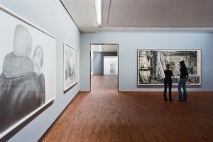 virtuelle museumstour, albertina, wien, google streetview, moderne kunst,