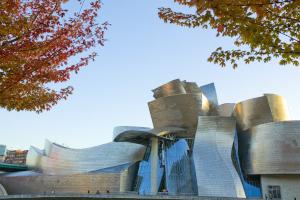 guggenheim, bilbao, museum, virtuelle museumstour, kunst, spanien