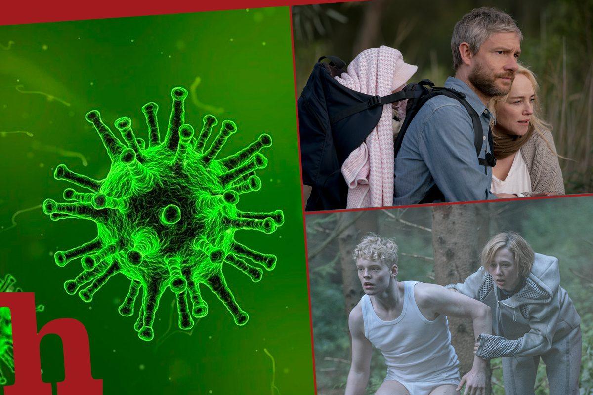 13 Virus-Filme und Serien auf Netflix und Amazon Prime