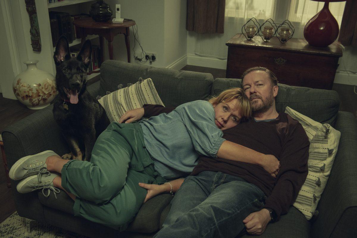 After Life auf Netflix: Wie gut ist Staffel 2? Unser Review