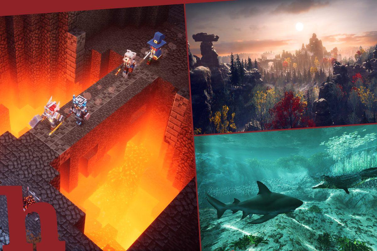 Game-Releases im Mai: 5 Top-Spiele von Horror bis Hai
