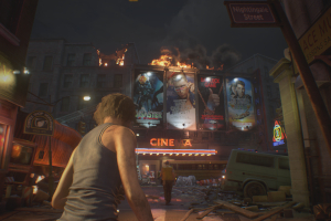 resident evil 3, remake, test, raccoon-city, review, zombies, capcom,
