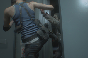 re3, review, zombies, jill valentine, 2020,