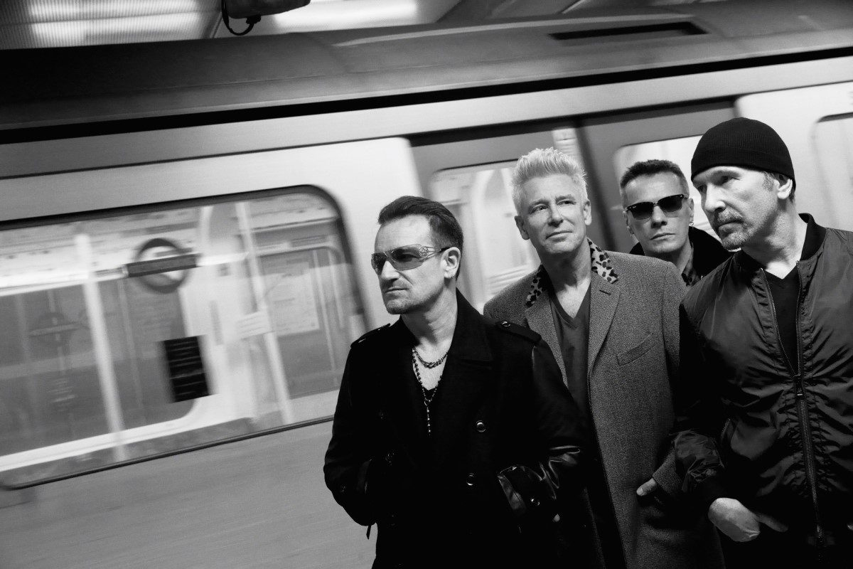 U2 Top-10: Die besten Songs der irischen Rock-Giganten