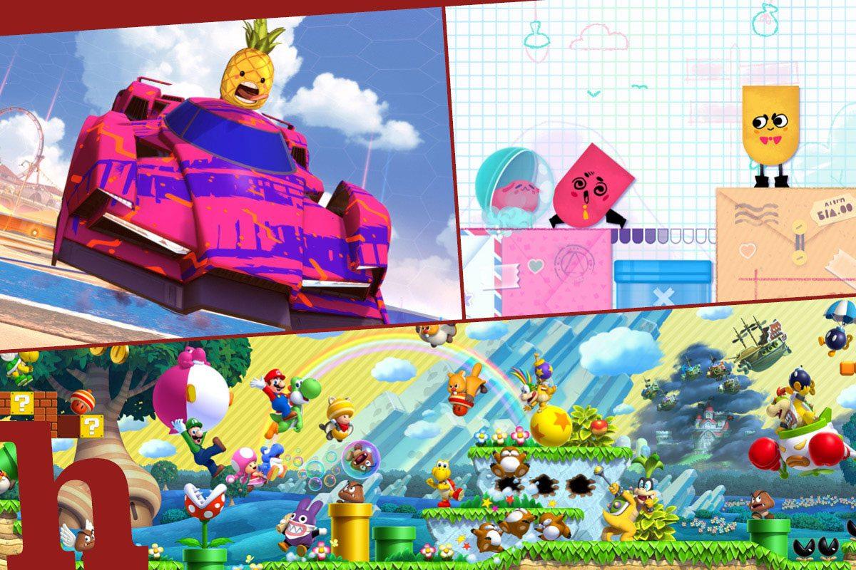 Die 10 besten Couch-Koop-Games für die ganze Familie