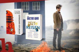 Doctor Who: Gewinn zwei geniale Bücher zur Kult-Serie