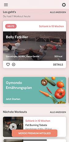 gymondo, fitnessstudio, workout