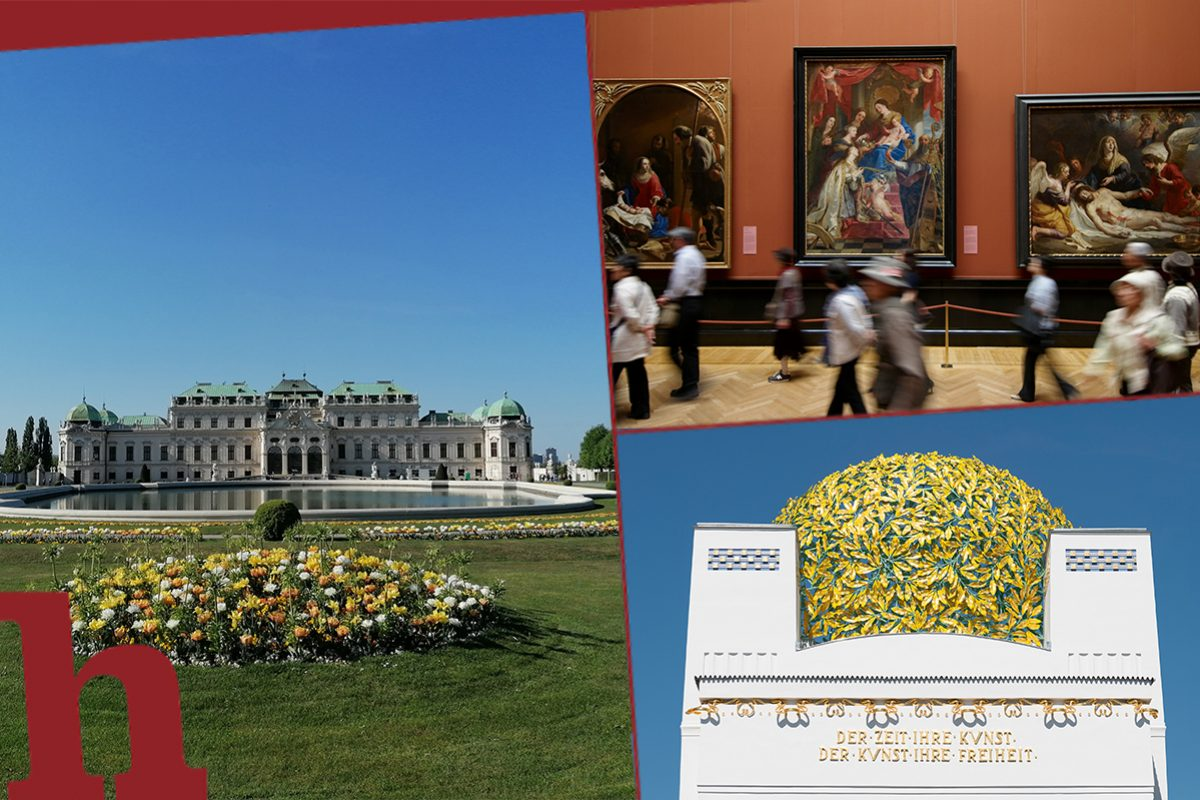 Museen in Wien öffnen: Wann die 25 beliebtesten aufsperren