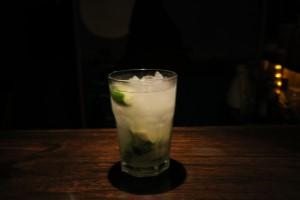 Cocktail, Caipirinha, Bar, selbermache, Eis, Limetten