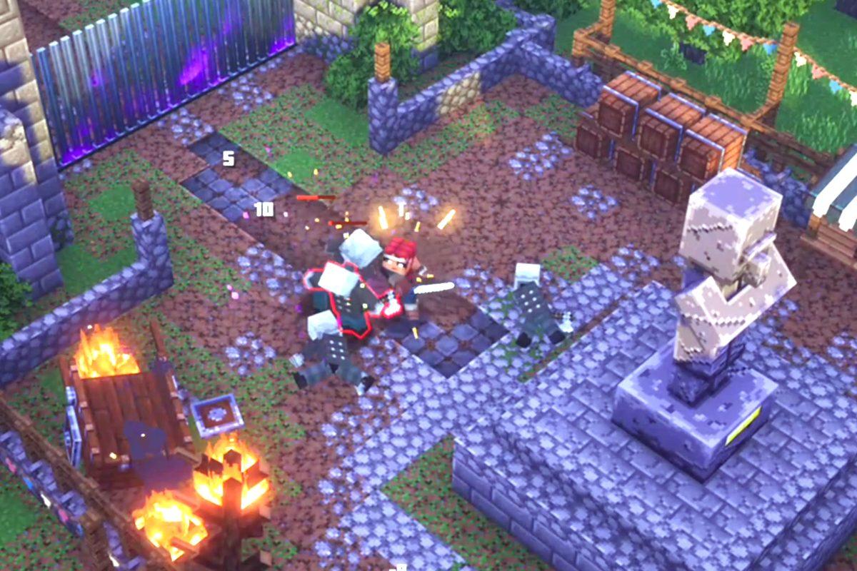 Minecraft Dungeons im Test – macht B(l)ock auf mehr!