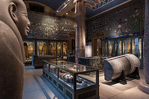 Kunsthistorisches Museum Wien, Agyptisch-Orientalische Sammlung