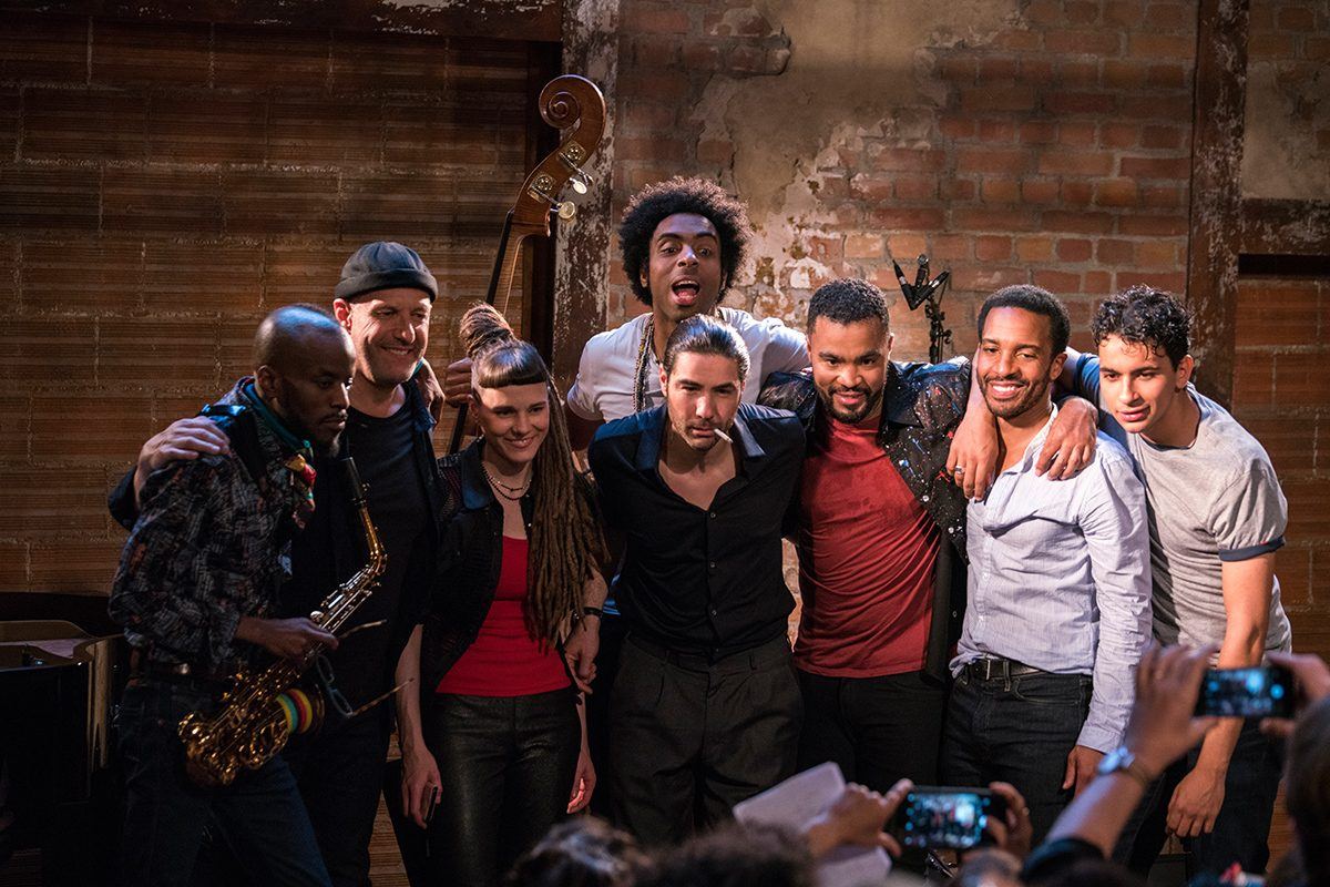 The Eddy – Review: Ein Trip in die schöne raue Seele des Jazz