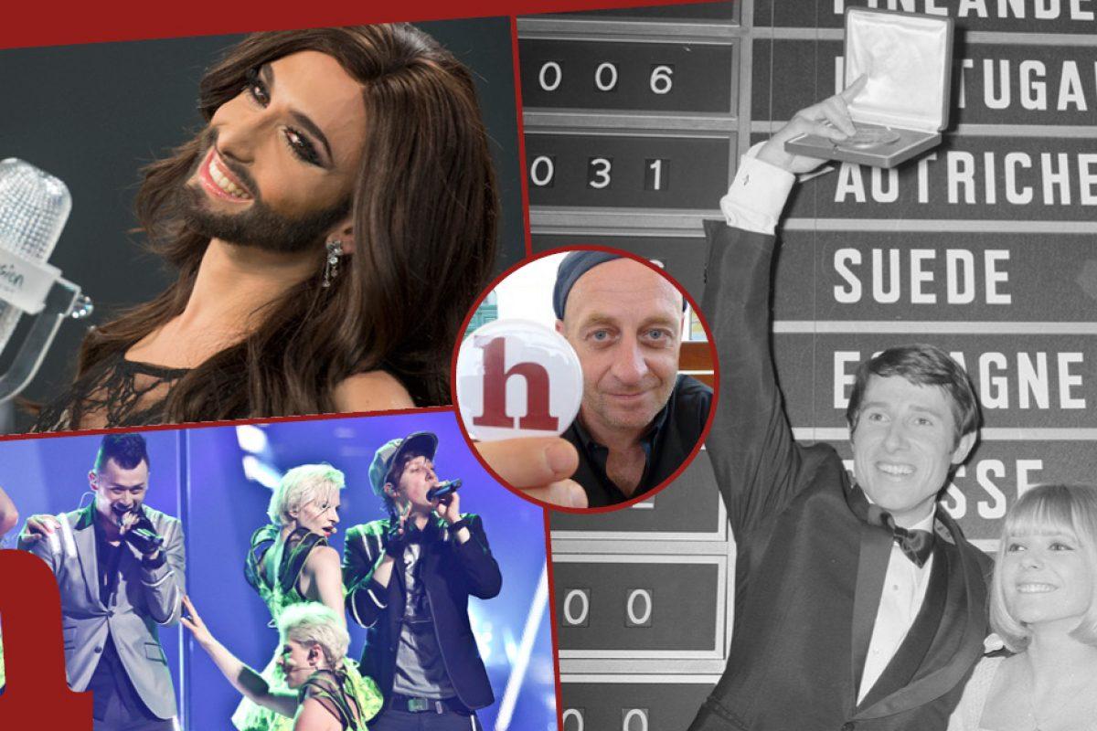 Österreich beim Song Contest: Die 15 kultigsten ESC-Auftritte