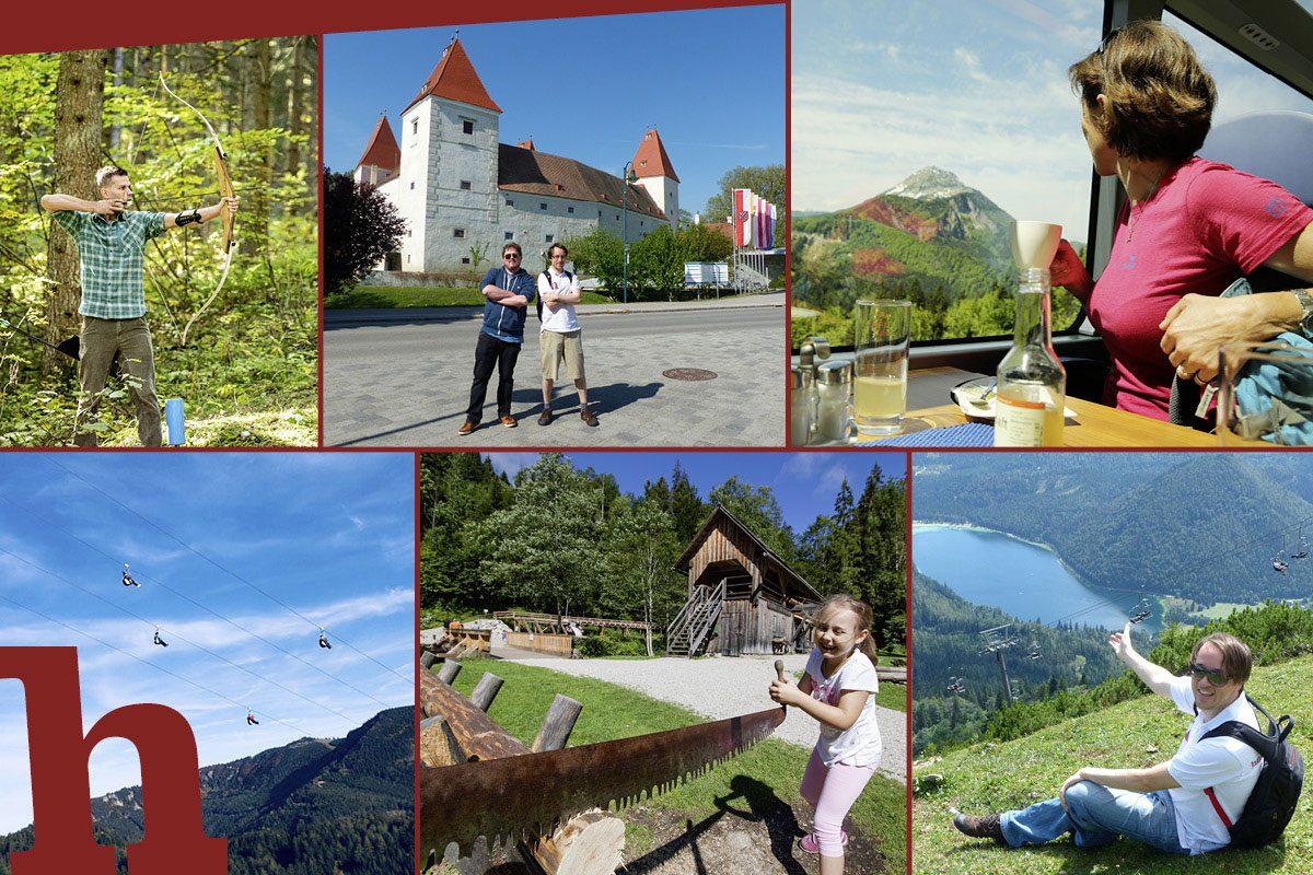 Ausflugsziele in Wien und NÖ: Fast alles wieder offen