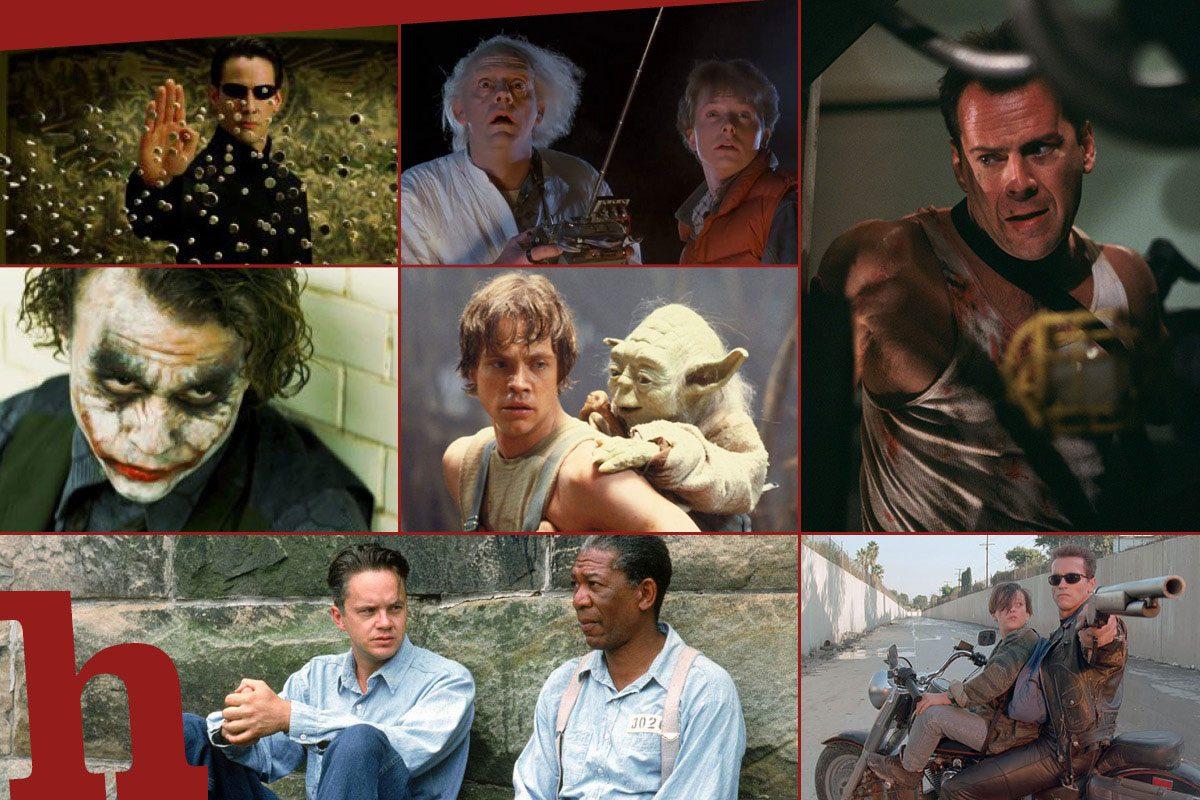100 Kultfilme, die man nicht oft genug sehen kann