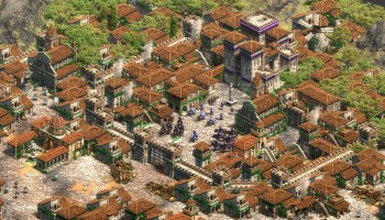 Age of Empires 2, Definitive, Strategiespiel, Mittelalter, Remake