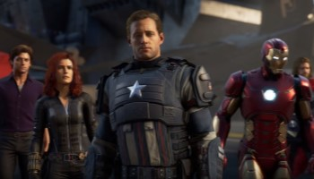 Marvel, Avengers, Helden, Square Enix, Games, Herbst