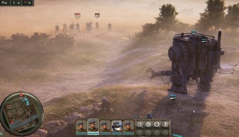 Iron Harvest, Strategie, Echtzeit, King Art Games, Mech
