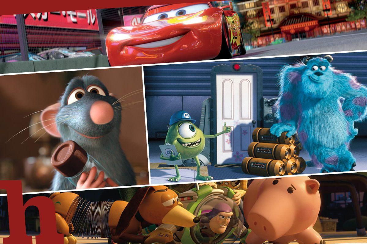 Die 10 besten Pixar-Filme: Eine Ode an die Kindheit