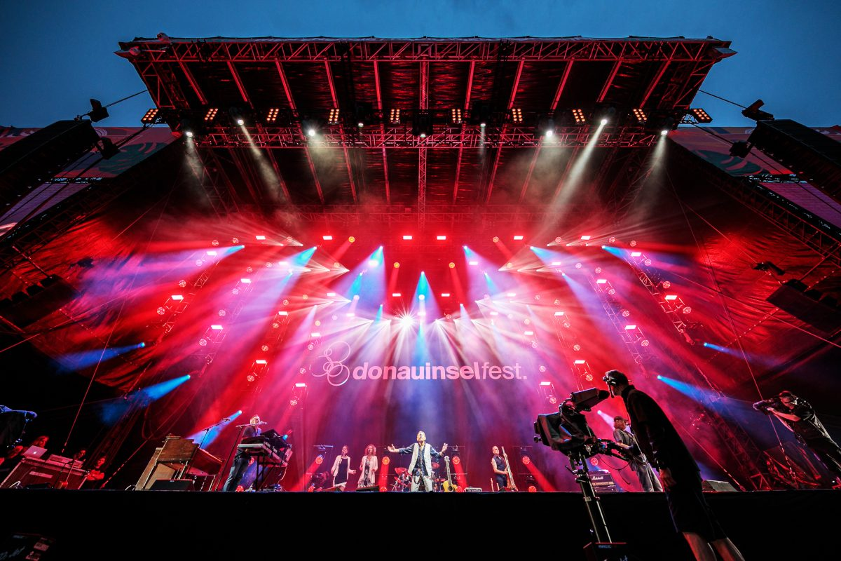 Donauinselfest 2020: So sieht  das Festival dieses Jahr aus