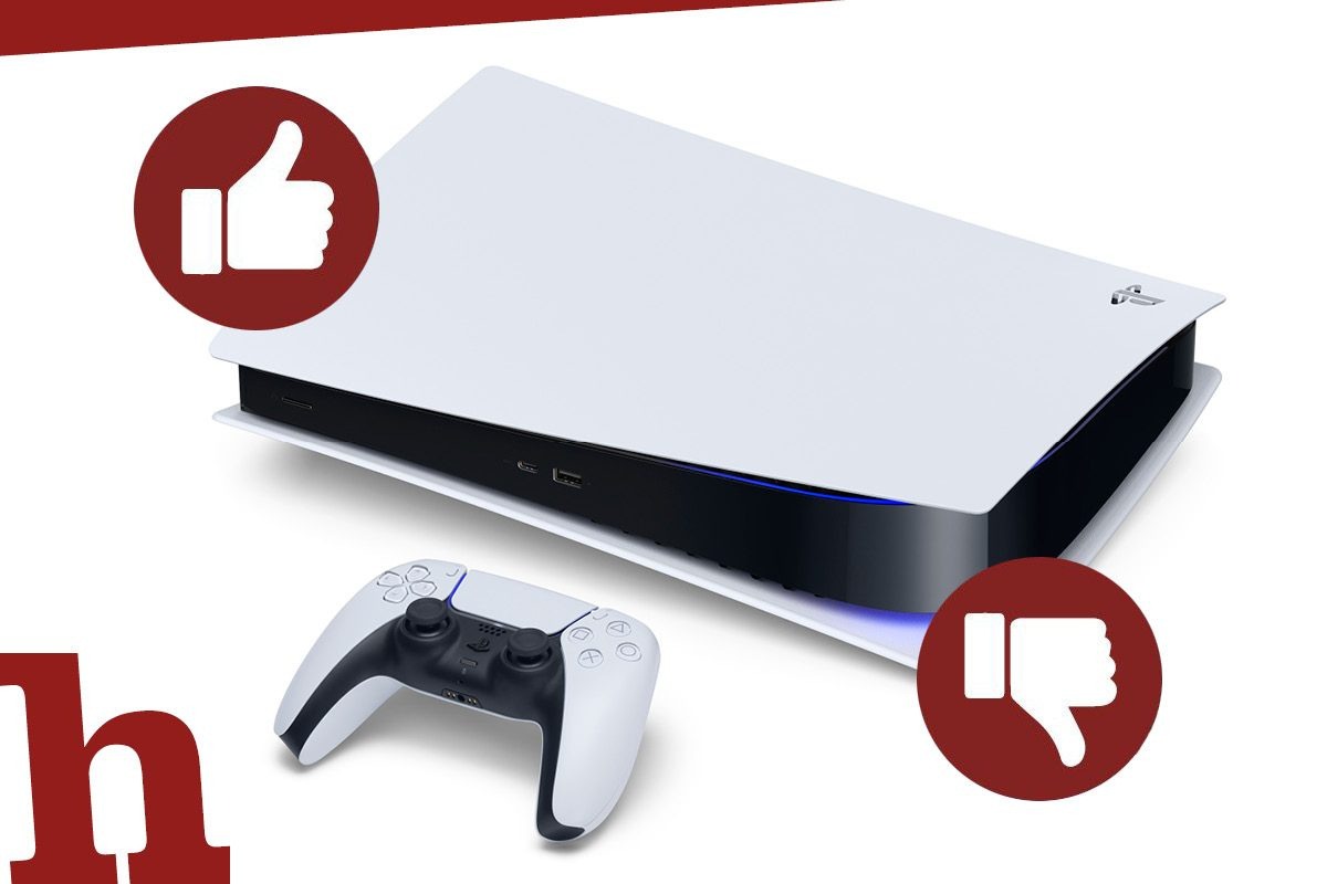 PS5 Design: Top oder Flop? Das sagen Fans & unsere Redakteure