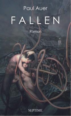 Buch, Paul Auer, Fallen, Roman, Septime