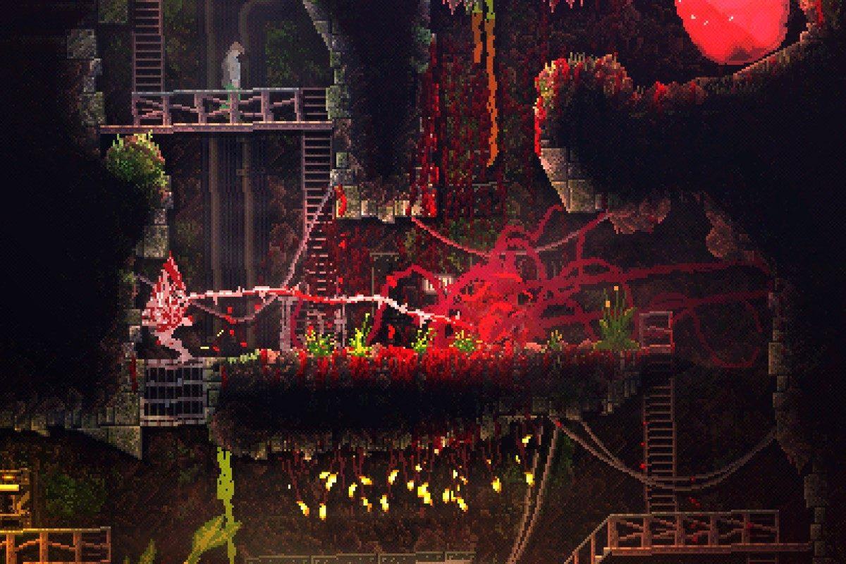Carrion im Test – das Spiel für den kleinen Monster-Hunger