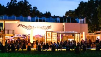 Poolbar Festival, Musik, Vorarlberg, Reichenfeld, Terasse