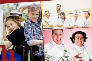 Wien-Konzerte im August: Heimische Musiker als Highlights