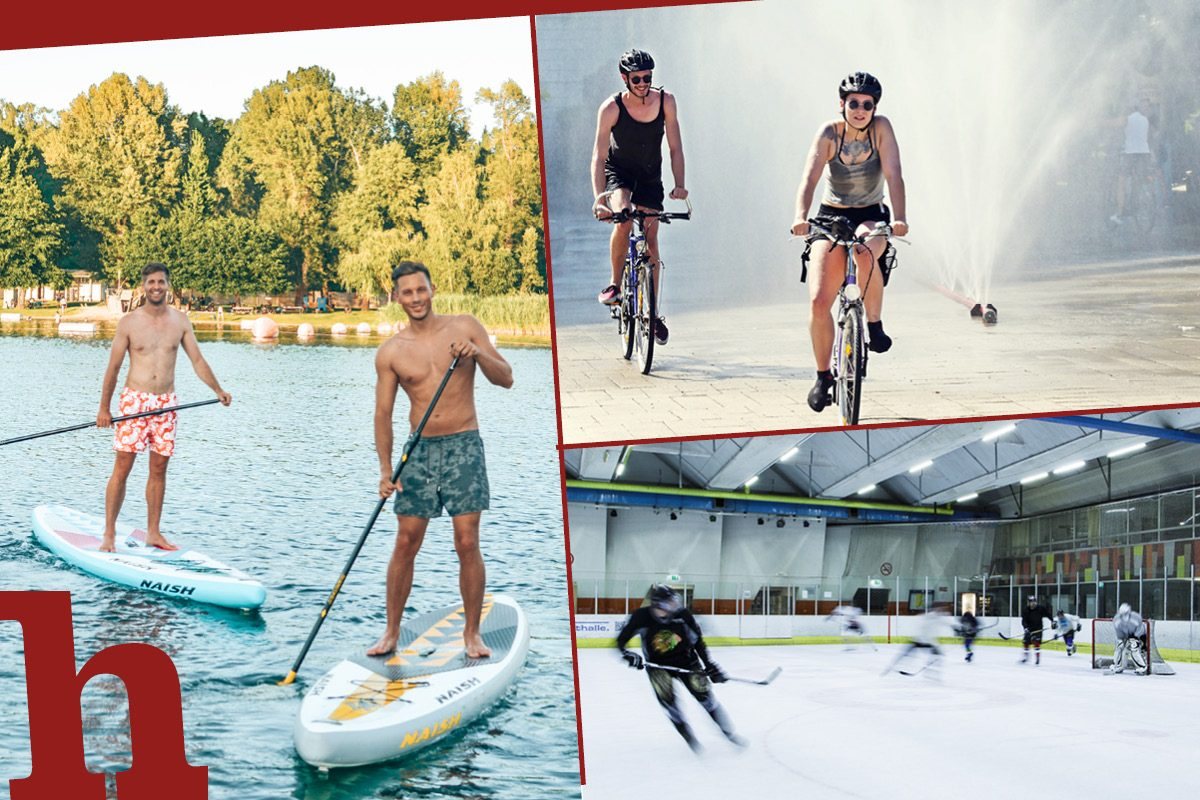 11 kühle Orte in Wien – hier entfliehst du der Sommerhitze