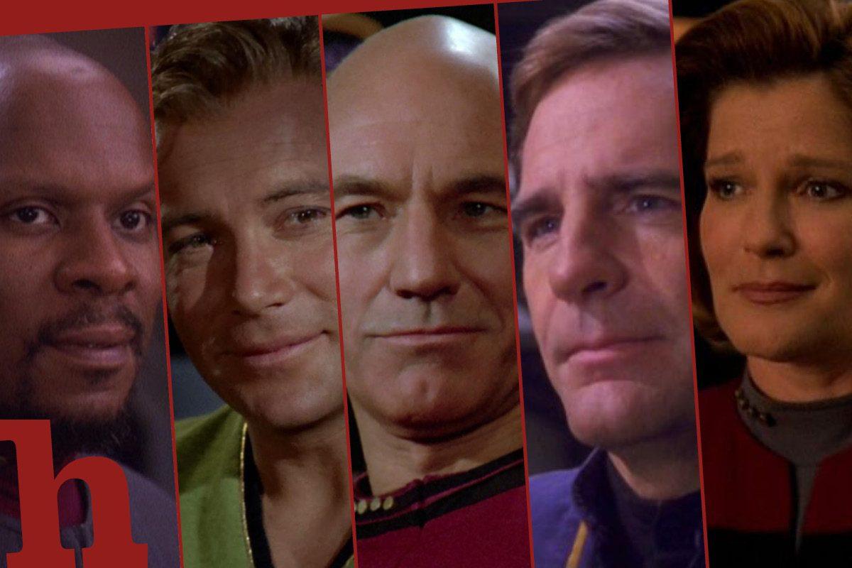 Ranking: Wer ist der beste Star Trek Captain aller Zeiten?