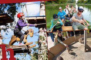 Familienausflug: 25 Outdoor-Ziele in Wien und Niederöstereich