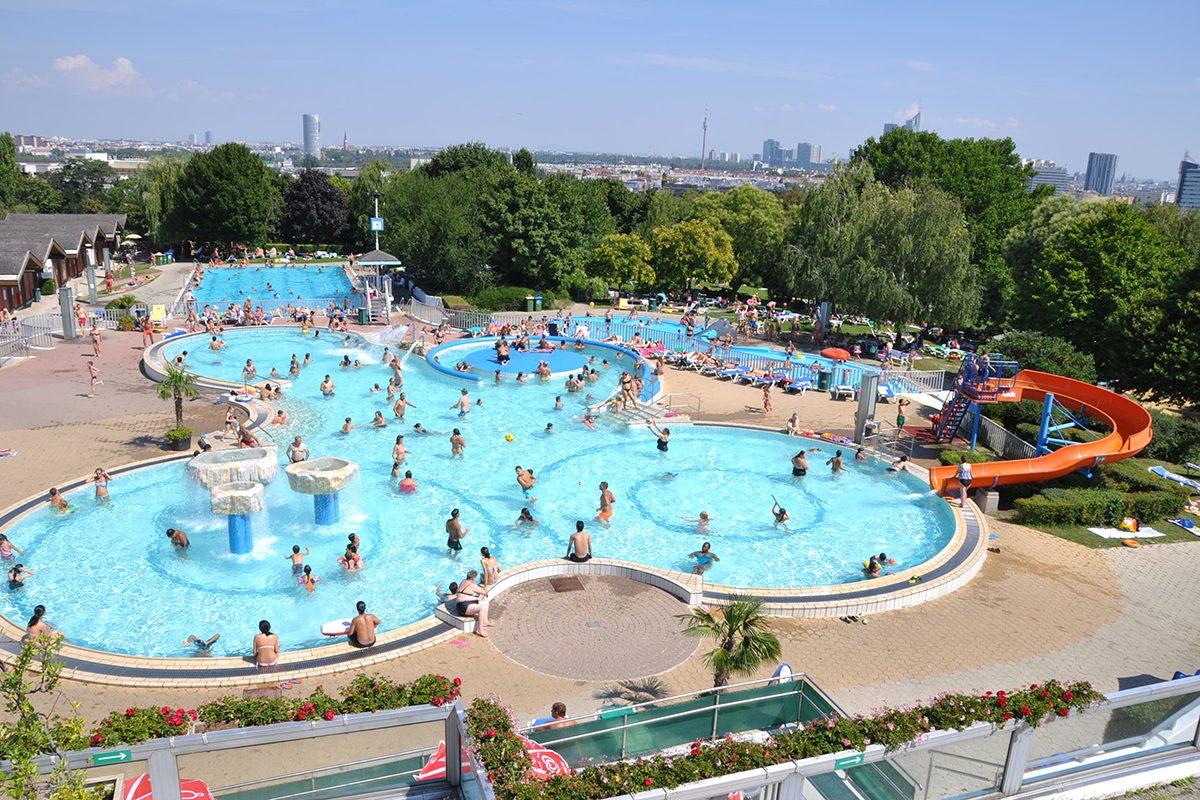 Die ultimative Freibad-Liste für Wien – 23 Orte zur Erfrischung