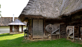 freiluftmuseum gerersdorf, kreuzstadel, bienenhaus,