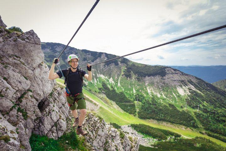 Klettersteige in Niederösterreich: 13 tolle Routen für jedes Können